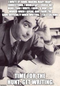 Italo Calvino Hunt